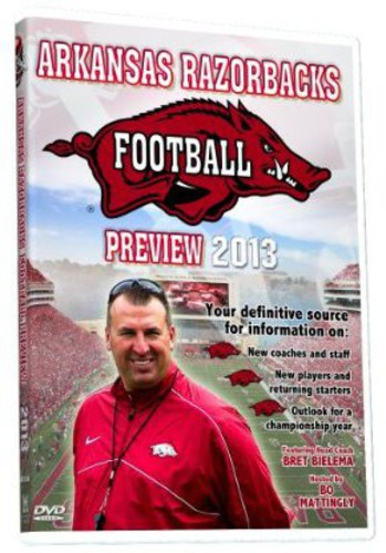 Arkansas Razorbacks Football Preview 2013