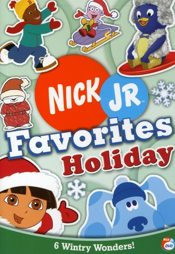 Nick JR Favorites: Holiday