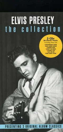Collection: Elvis Presley /  Elvis /  Loving You