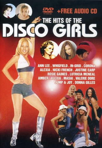 Hits of the Disco Girls /  Various