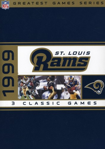 St Louis Rams 1999 Playoffs: NFL Greatest Games