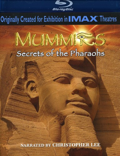 IMAX: Mummies: Secret of the Pharoahs