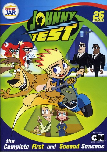 Johnny Test: The Complete First & Second Seasons