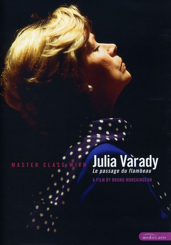 Master Class with Julia Varady