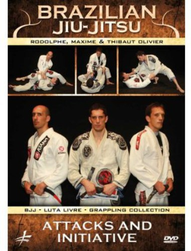 Brazilian Jiu-Jitsu: Attacks & Initiative