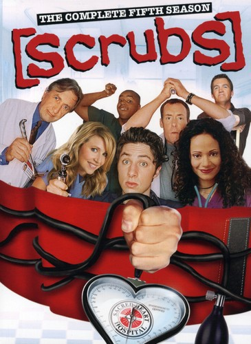 Scrubs: The Complete Fifth Season