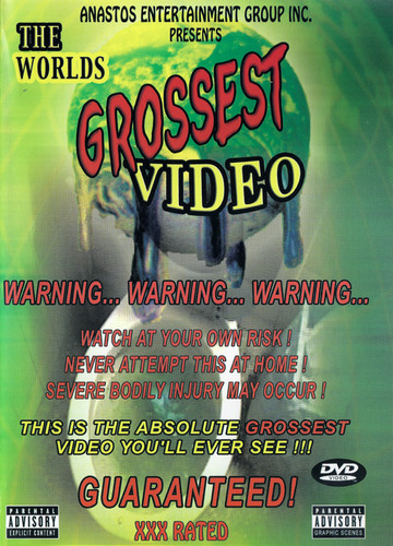 Worlds Grossest Video