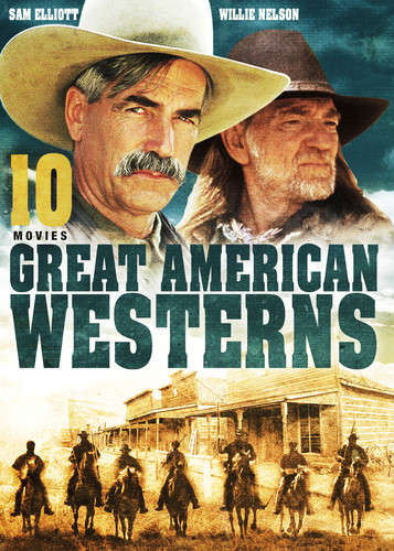 10-Movie Great American Westerns