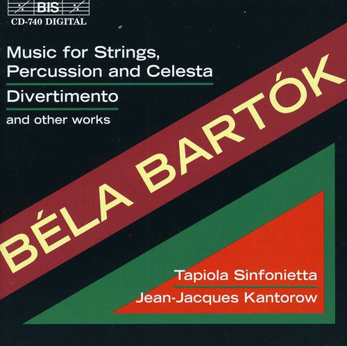 Music for Strings & Celesta