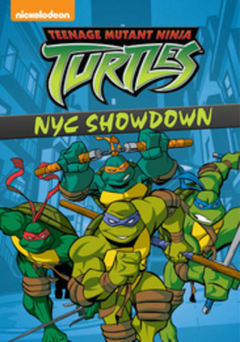 Teenage Mutant Ninja Turtles: Nyc Showdown