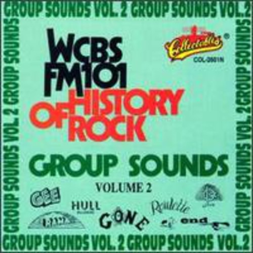 History of Rock: Group Sounds 2 /  Various