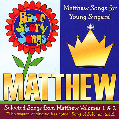 Matthew Songs for Young Singers