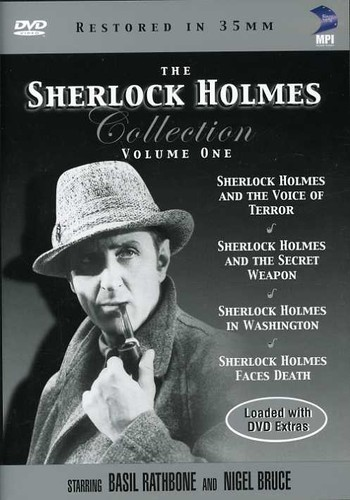 Sherlock Holmes Collection 1