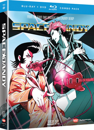 Space Dandy: Season 2