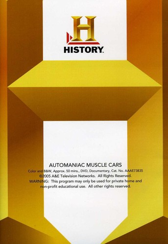 Automaniac: Muscle Cars