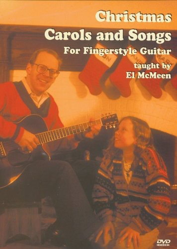 Christmas Carols & Songs for Fingerstyle Guitar