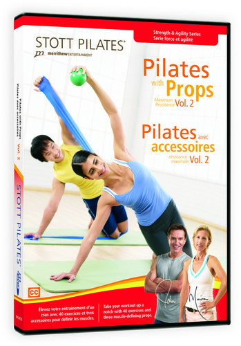 Pilates with Props 2 (Eng/ Fre)