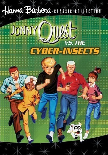 Jonny Quest Vs the Cyber Insects