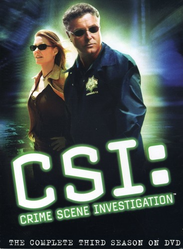 CSI: Complete Third Season