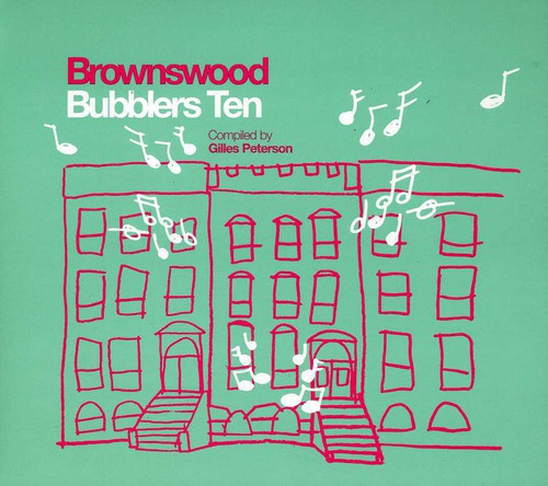 Brownswood Bubblers 10 /  Various