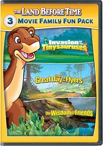 Land Before Time Xi-Xiii 3-Movie Family Fun Pack