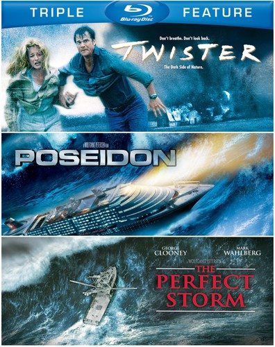 Twister & Poseidon & Perfect Storm