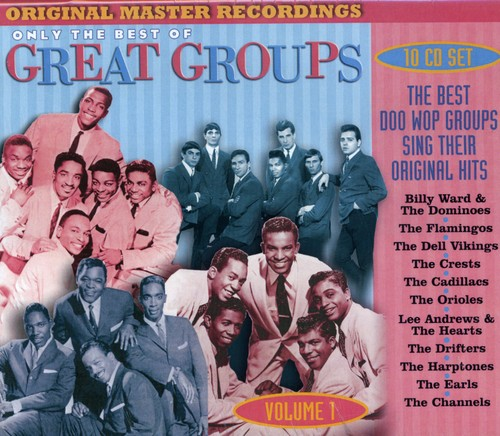 Only the Best of the Great Groups 1 /  Various