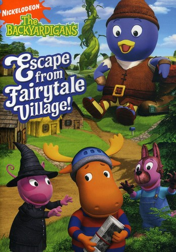 Backyardigans: Escape from Fairytale Village