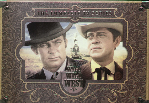 Wild Wild West: Complete Series