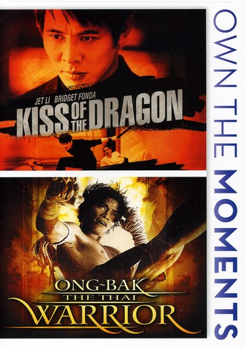 Kiss of the Dragon/ Ong Bak
