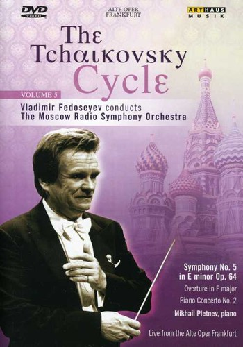 Symphony 5 /  Piano Concerto 2 /  Overture in F