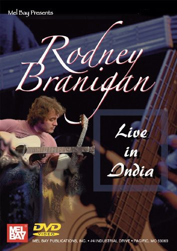 Rodney Branigan Live in India