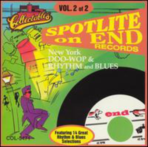 End Records: Doo Wop Rhythm & Blues 2 /  Various