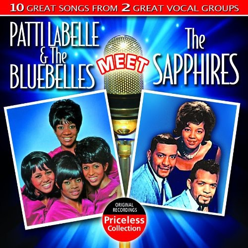 Patti Labelle & Blue Belles Meet the Sapphires