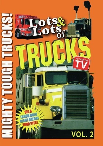 Lots and Lots of Trucks Vol. 2