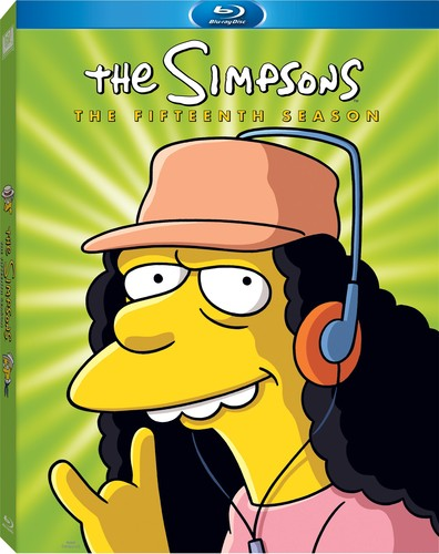 Simpsons: Season 15