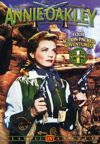 Annie Oakley: TV Series 1 - 5