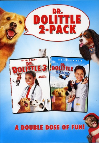 Dr Dolittle 3 & Dr Dolittle: Tail to the Chief