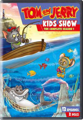 Tom & Jerry Kids Show: The Complete First Season