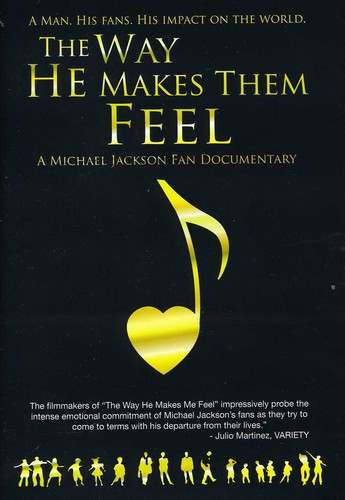 Michael Jackson: The Way He Makes Them Feel: