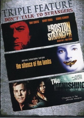 Don't Talk to Strangers Triple Feature