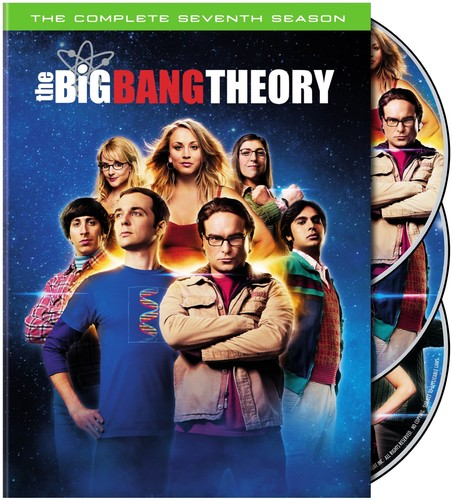 The Big Bang Theory: The Complete Seventh Season