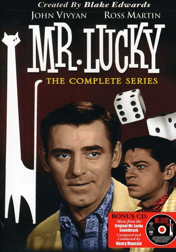 Mr Lucky: The Complete Series