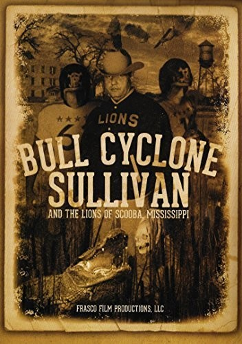 Bull Cyclone Sullivan & the Lions of Scuba Mississ
