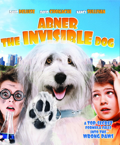 Abner the Invisible Dog