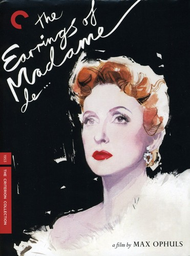 Earrings of Madame de (Criterion Collection)