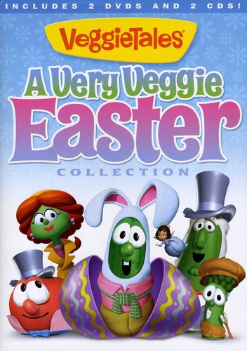 Veggietales: A Very Veggie Easter Collection
