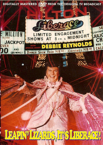Leapin Lizards It's Liberace TV Special