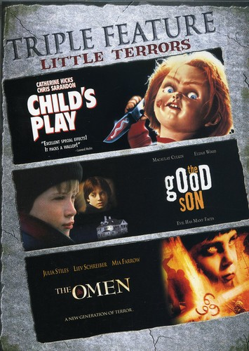 Little Terrors Triple Feature