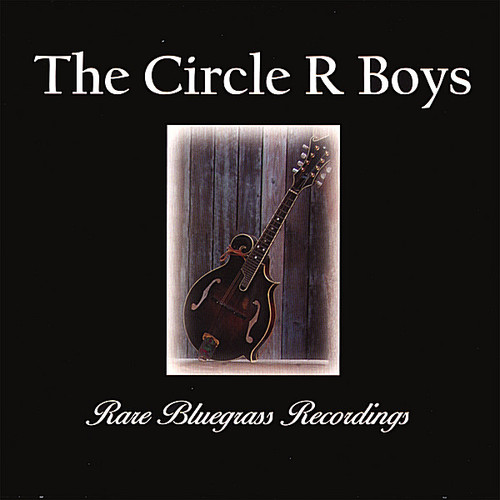 Rare Bluegrass Recordings